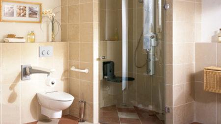 Barrierefreiheit im Badezimmer – Tomkowiak